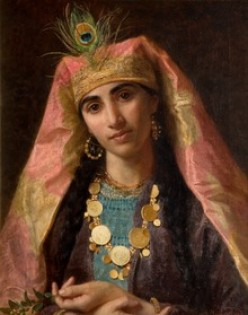 Scheherzade - heroine of the 1001 nights
