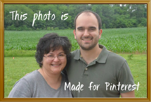 Made for Pinterest images provide details to the reader about what your photo is about or the type of website they will be directed to when the photo is clicked.