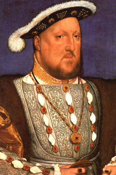 Henry VIII and Anne of Cleves were married for six months