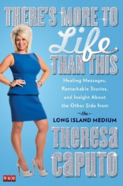 Theresa Caputo's new book