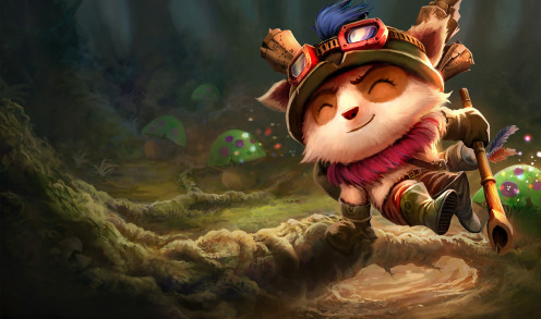 LoL Teemo Build Guide
