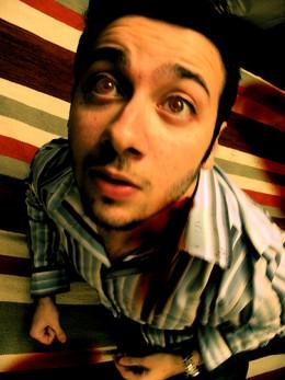 """Bloody Beginning Mustafa """"Moose"""" Abas  flickr.com"""