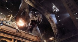 Cloverfield had an excellent marketing campaign despite the enigmatic title.
