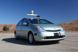Google wants to be your chauffeur.  And your compass, co-pilot, and ethical guidepost.