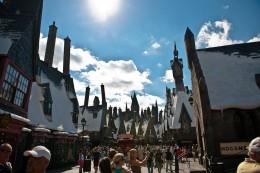 Universal Studios, Hogwarts
