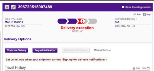 FedEx Tracker