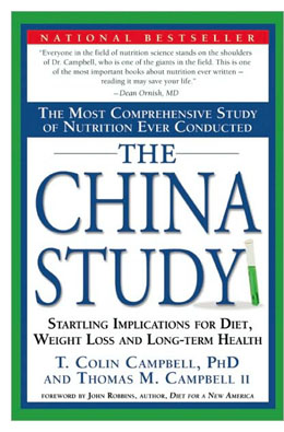 All information from this article can be found in 'The China Study'.