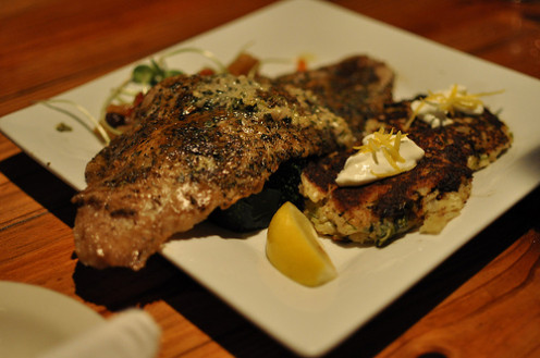 Popular fish dish of the islands.