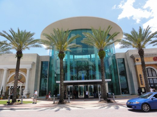 The Mall Of Millenia