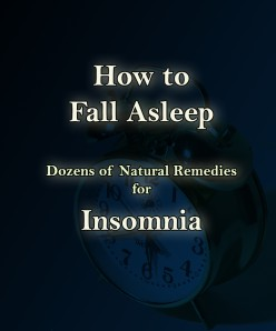 How to Fall Asleep Fast Remedies for Insomnia