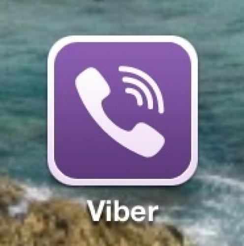 Viber App Icon
