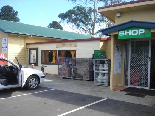 The Shop - and Café