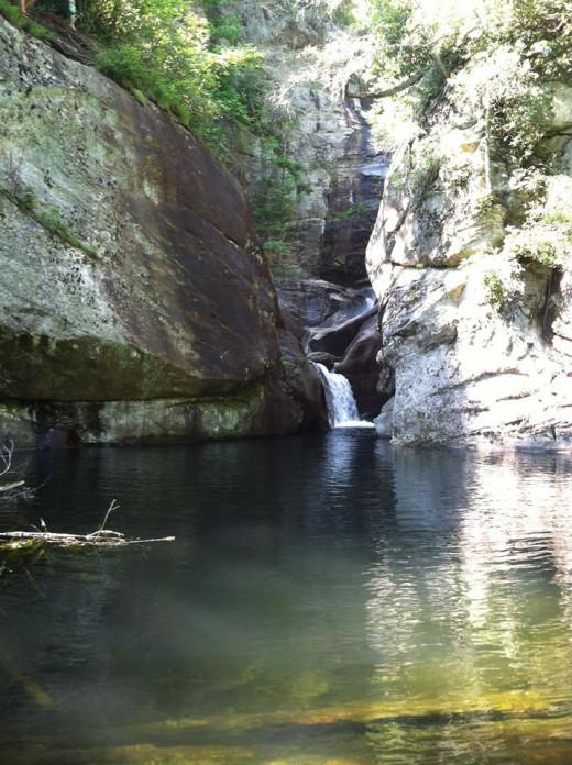 Paradise Falls - North Carolina