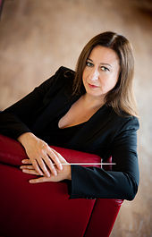 Australian conductor Simone Young