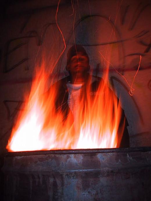 Homeless from Alberto Ribes Quesada  flickr.com