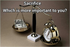What is more important for you time or money and Why?