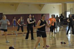 You can still do aerobic exercise during pregnancy