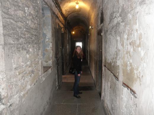 Corridor in the West Wing