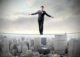 Walking the tightrope between life and death: A decision for individuals and nations.