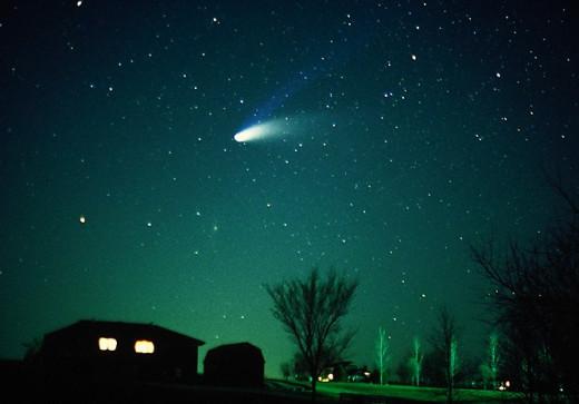 Comet Hale Bop (1997)