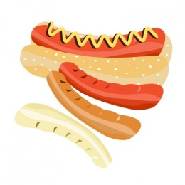 Or how about the hot dog god?
