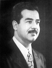 Saddam Hussien