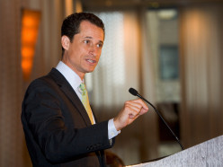 Why Ask Anthony Weiner To Drop Out Of The New York Mayoral Race And Not Christine Quinn Too?
