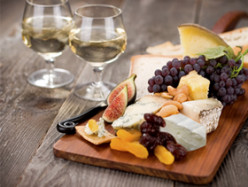 Have a Wine and Cheese Party