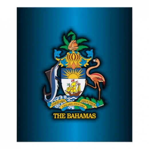 Commonwealth of The Bahamas Seal