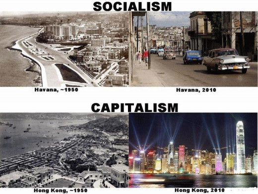 Socialism has it's place, but not in business.