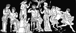 Greek Mythology: The Earth & The Sky