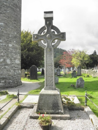 St. Kevin's Cross