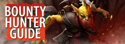 Dota 2 item and build guide - Bounty Hunter (Gondar)