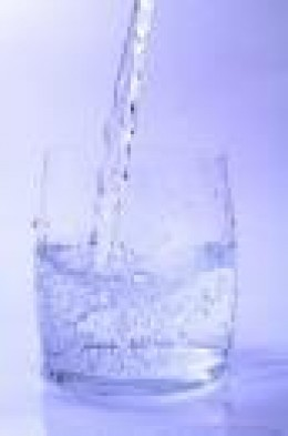 Purified or distilled water is best for drinking