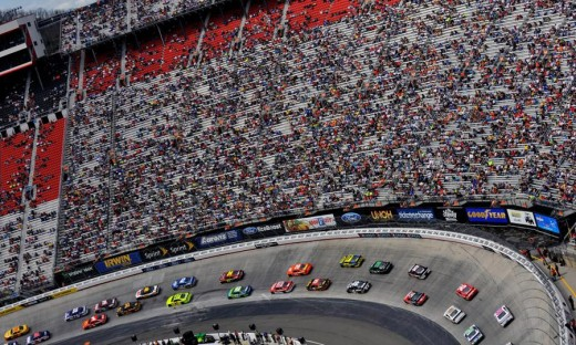 The stands at Bristol Motor Speedway were once standing room only. Now...