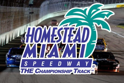 Homestead capitalizes on the fact that they crown three champions every year