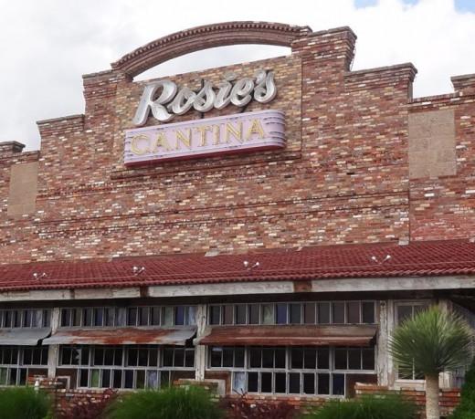 Rosie's Mexican Cantina-Huntsville,AL
