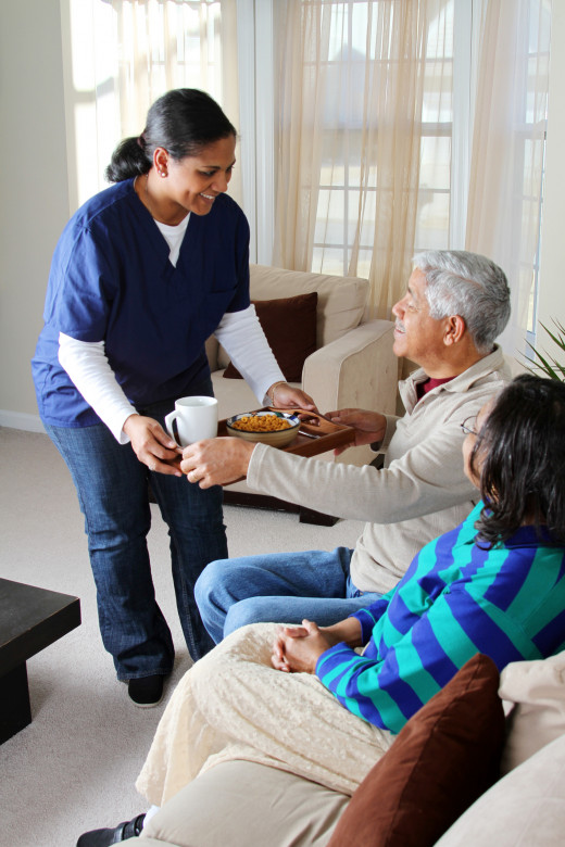 Appreciating Caregiver Service