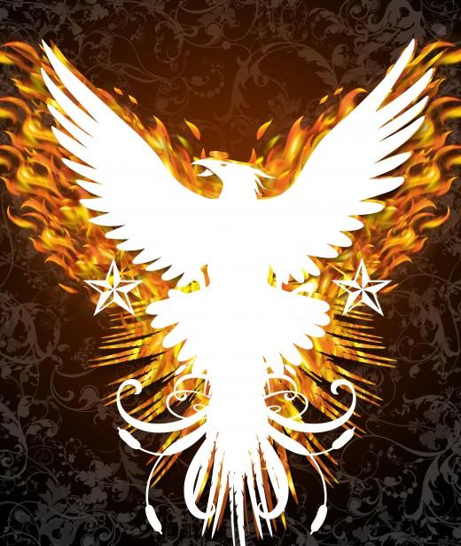 Mythical Phoenix