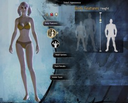 GW2 offers more customization options.
