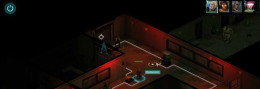 Shadowrun Returns get past the first section of Mercy Mental Hospital