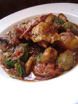 'Taste Like Chicken'  Chicken Stew from Beck  flickr.com
