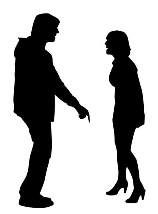constant bickering can lead to an unhealthy relationship