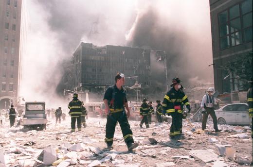 New York City September 11, 2001