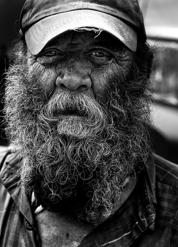 portrait from Max Popov  flickr.com