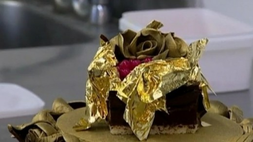 World's Most Expensive Dessert Cake