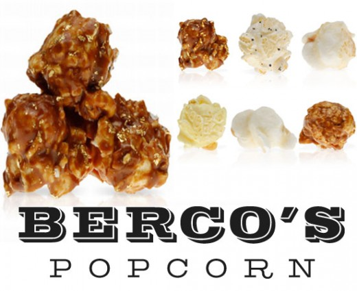 Berco's Billion Dollar Popcorn