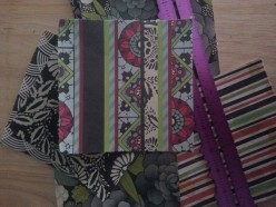 Fashioning Roses With Scrapbook Paper