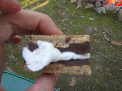 This version was made with Chocolate Topped Bar Cookies.  Amazing!