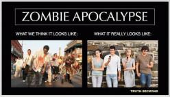 """The Zombie Apocalypse"" a poem"